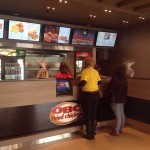 OBC Chicken Take away counter